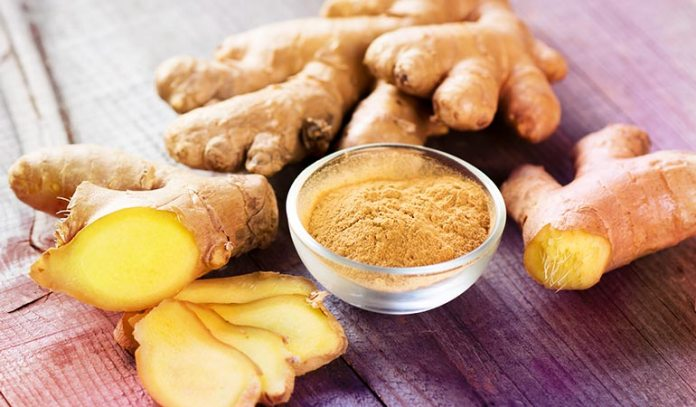 Ginger has anti-diabetic, anti-oxidative, and hypolipidemic properties, which all help control your blood sugar levels)