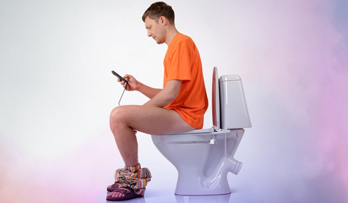 Studies Have Found Squatting While Pooping Is A More Ideal Position