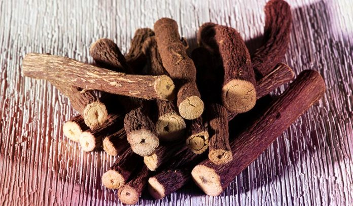 Licorice root can result in muscle paralysis or a coma