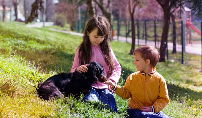 Children Who Grow Up With Dogs Are Less Likely To Develop Allergies