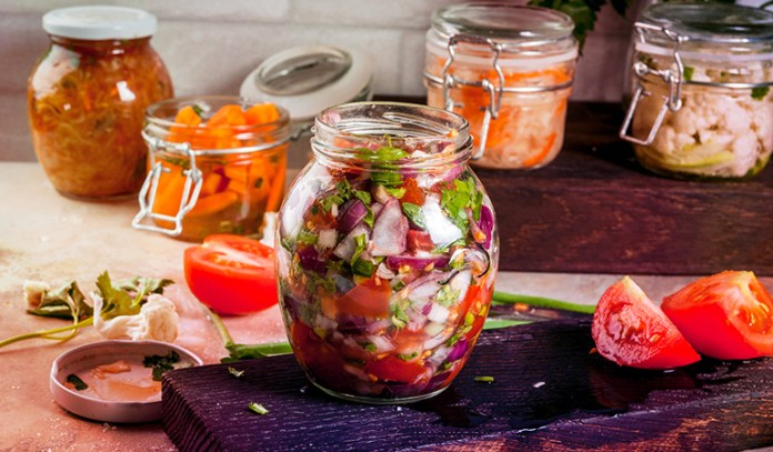 Fermented foods introduce healthy bacteria into your body