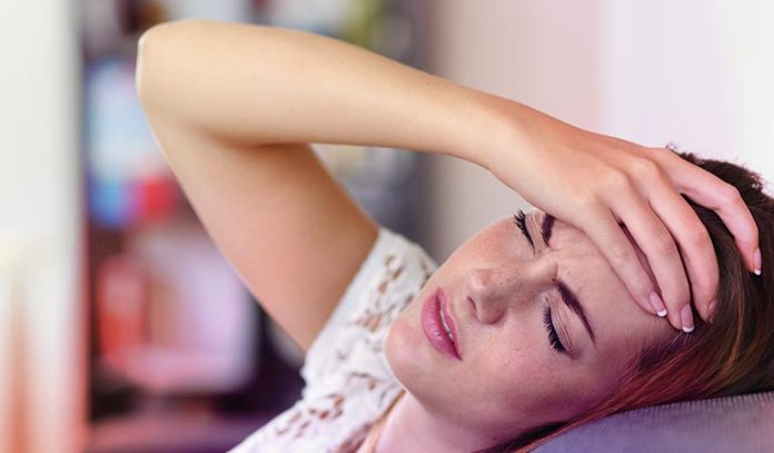 You can experience headaches for a variety of reasons and one of them is low blood sugar)