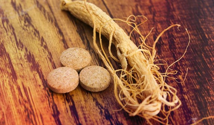 (Korean or Panax ginseng helps control your blood sugar levels after you've had your meal