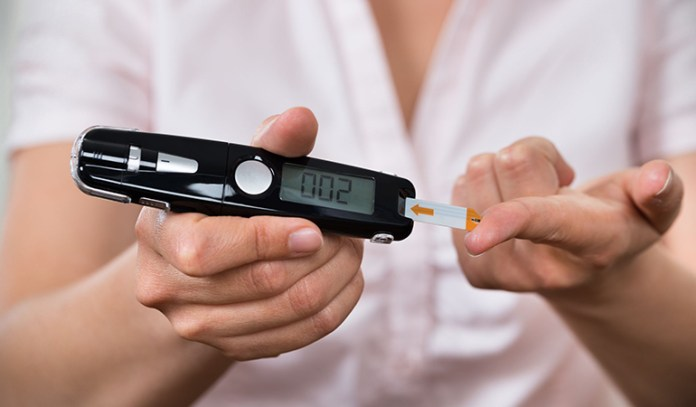 Abnormally high blood sugar level can lead to cardiac issues