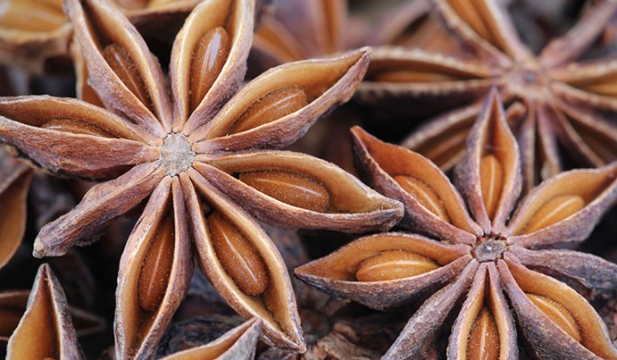 Anise is a great disinfectant and helps relax muscles