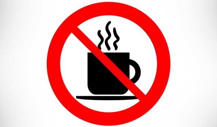 Avoid coffee and salty food to fix magnesium deficiency.