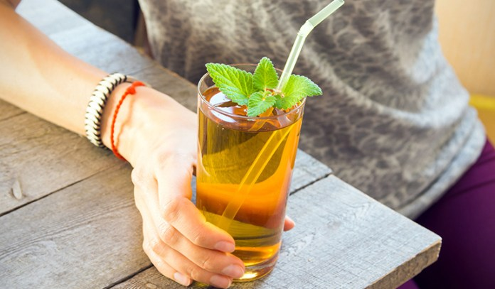 Drinking too much of kombucha can cause heartburn