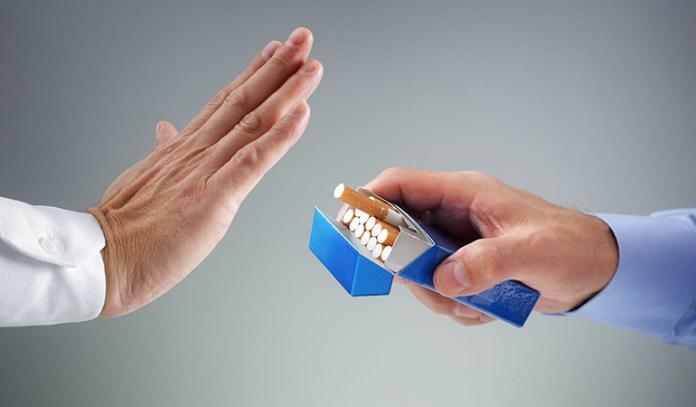 Smoking aggravates back pain.