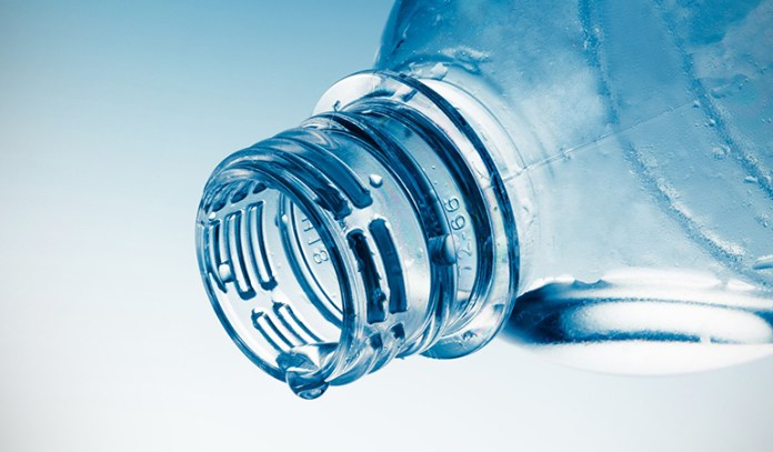 BPA-ridden bottled water can cause weight gain, hormonal dysfunction, and birth defects.
