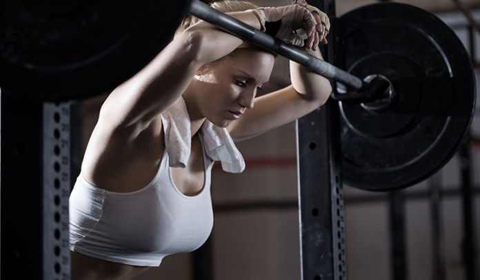 Don't Work Out When You're Sick