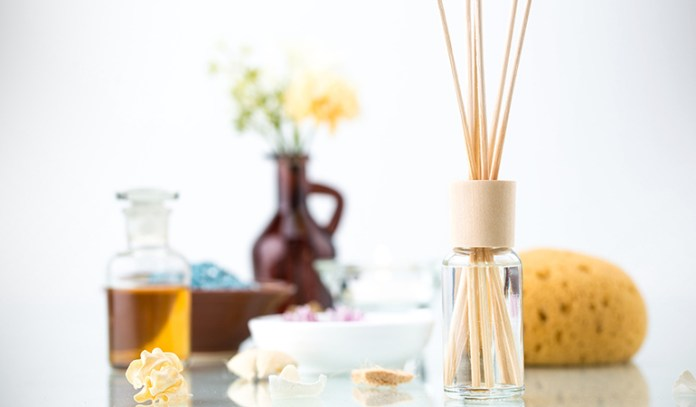 Swapping air fresheners for essential oils will give you a fresh-smelling home without the harmful chemicals.
