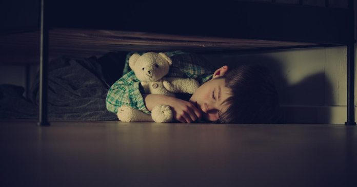 PTSD Can Also Affect Children And Teens