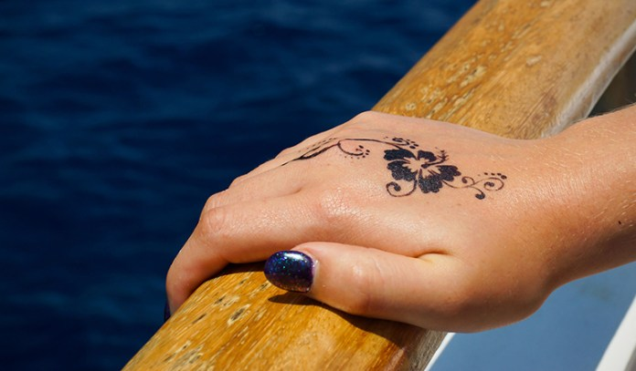 Hands And Feet May Be The Most Painful Body Parts For Tattoos