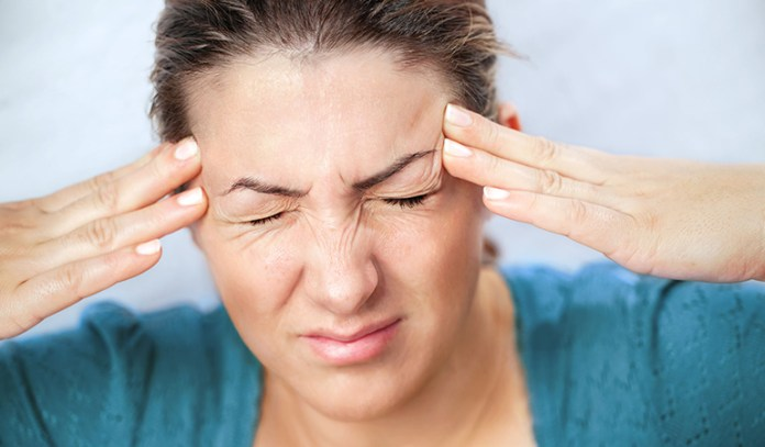 Headaches triggered by water deprivation
