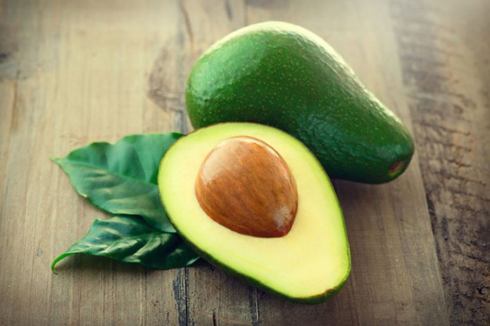 Avocados with their high fiber content are effective natural laxatives