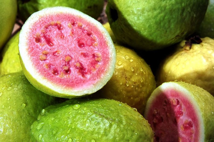 Guavas move easily through your gut, allowing smooth bowel movement and relieving constipation