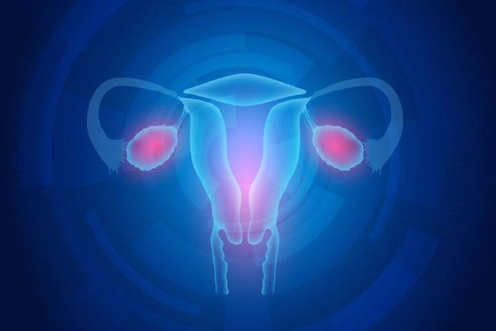 Irregular periods may occur after a miscarriage if there is a clot or residual tissue in the uterus