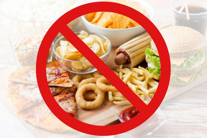 Avoid Processed and Fried Foods If You Have Psoriasis