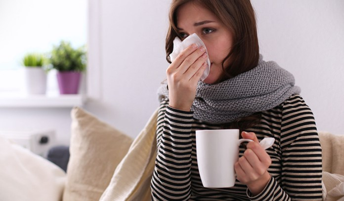 blood vessels being damaged in the nose can result in blood in mucus