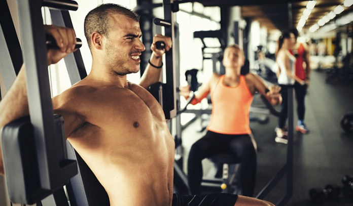 Staying in your comfort zone can affect your workout