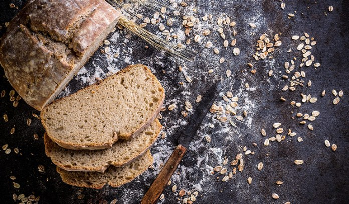 Eat whole-grain bread to boost immunity.
