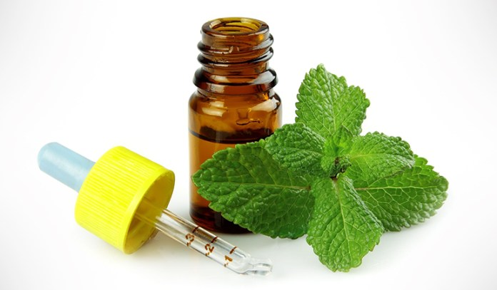 Peppermint is a natural painkiller