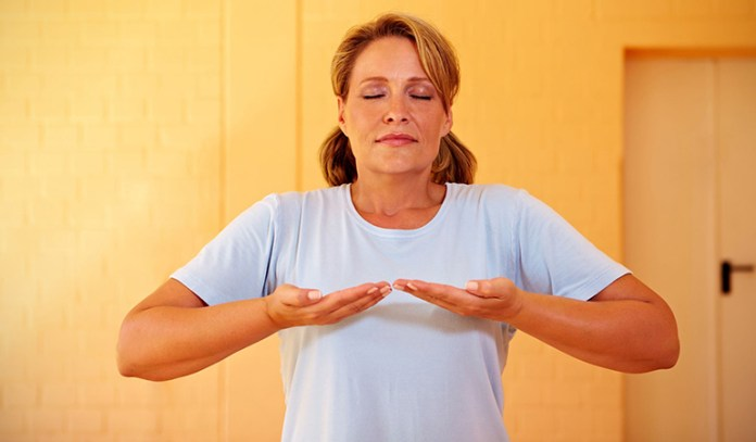 Breathing exercises increase oxygen supply to the brain and help beat stress