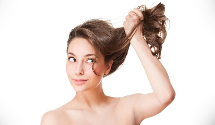 Promotes Hair Growth And Strengthens Hair