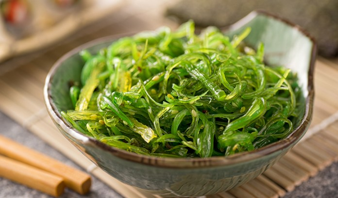 Seaweed is known to increase the thickness of hair