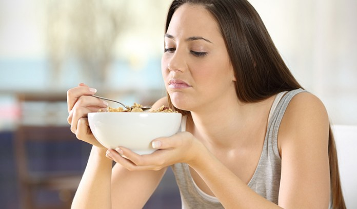 Skipping breakfast can affect your morning workout