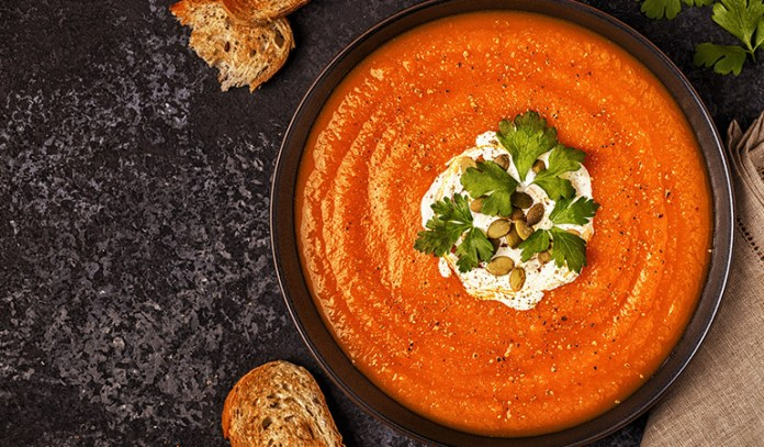 Add turmeric to your regular soups