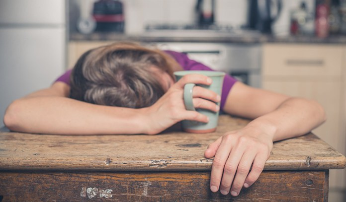 Excessive tiredness may be a key indicator that your liver is failing