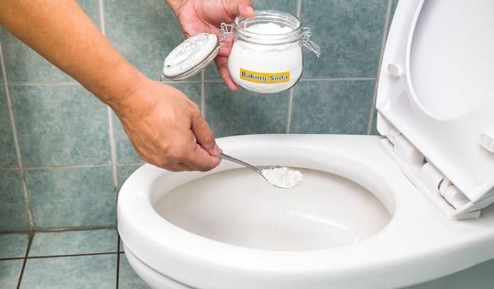 homemade toilet cleaner recipe