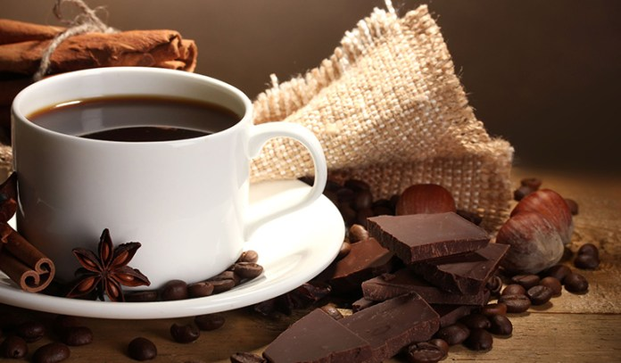 Add spices to your coffee to make it healthy