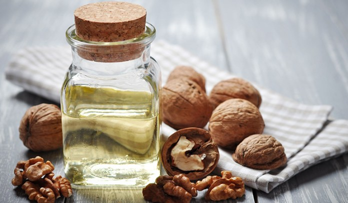Walnut oil protects against diabetes and heart disorders.