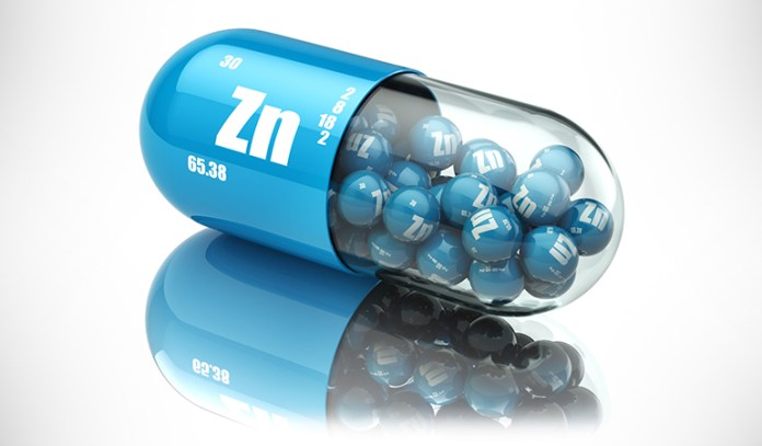 It has been proven that zinc can effectively cure common cold.
