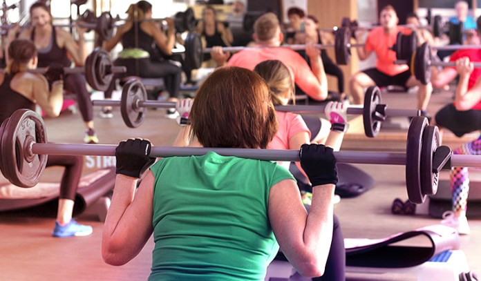 executing each exercise the right way