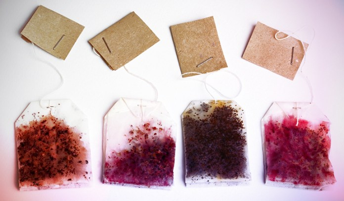 Frozen tea bags can make your eyes look less tired