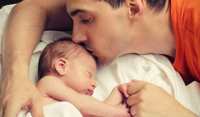 Fatherhood causes men to become more patient and unintentionally overeat