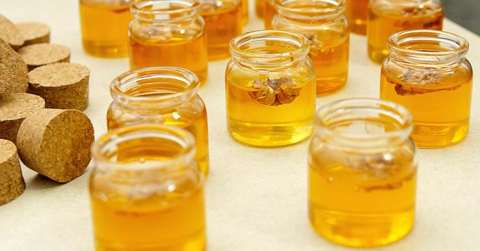 Dangers of cooking with honey