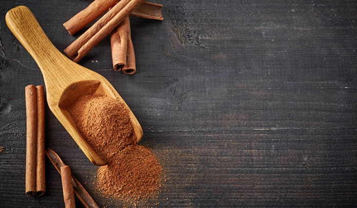Cinnamon helps stabilize blood sugar levels and prevents insulin resistance.