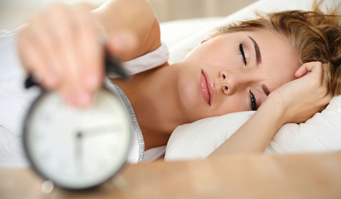 Do not sleep in and it will mess up with your circadian rhythm