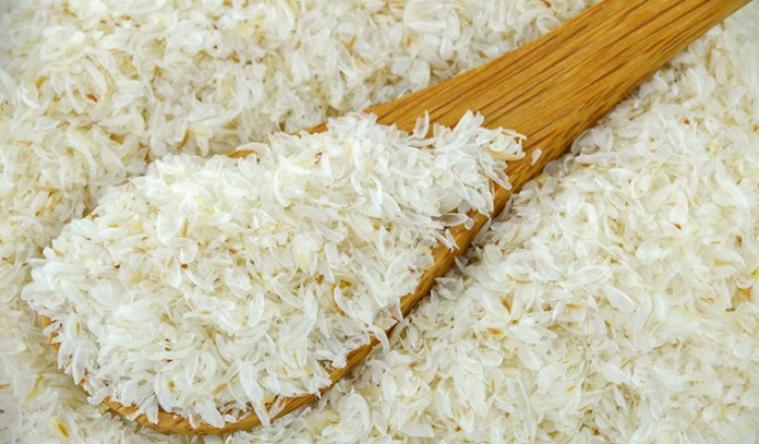 Psyllium husk powder helps relieve constipation and keeps your digestive system healthy