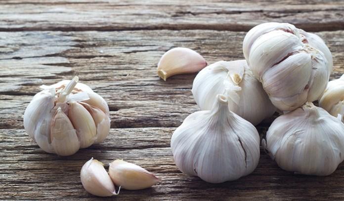 garlic for liver detox
