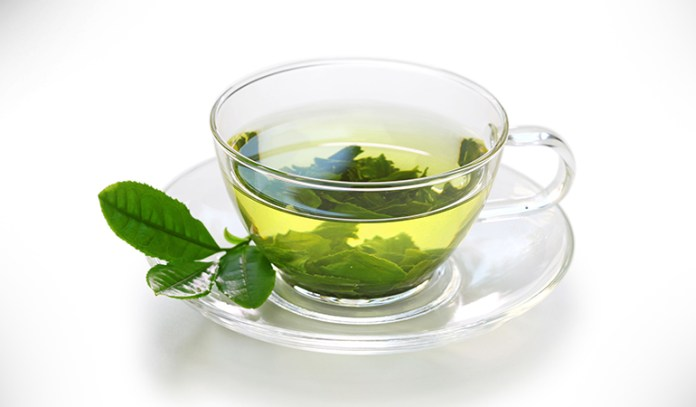 Green tea boosts metabolism and aids weight loss.