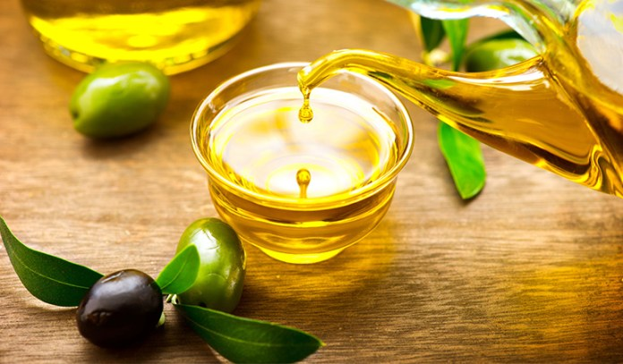Cooking with olive oil instead of saturated fats gives your body a good dose of cancer-fighting antioxidants.