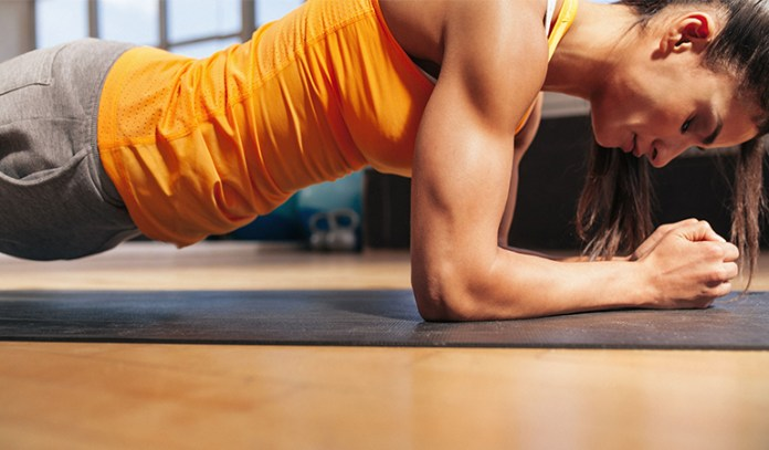 The body saw can be done in place of one of your ab exercises no more than three times per week.