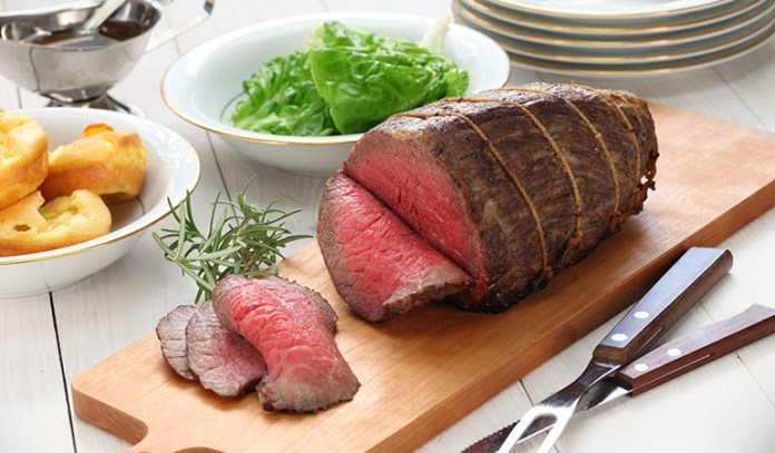 With minimal servings of red meat and sweets comes a reduced risk of obesity, diabetes, and cholesterol.