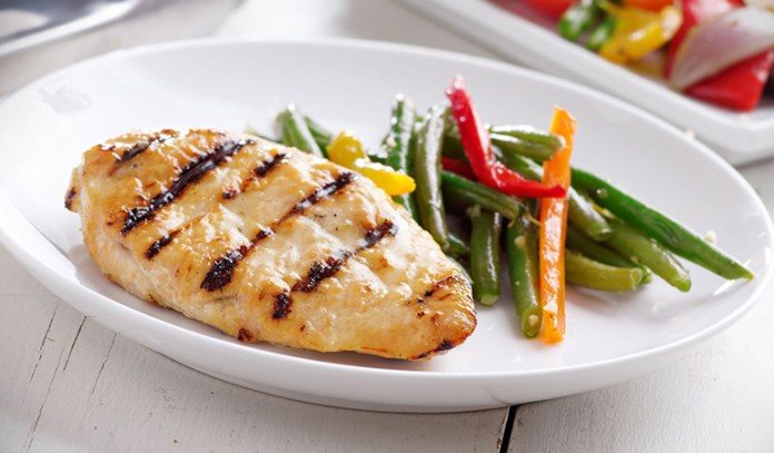 Choose Lean White Meat Over Fatty Red Meat