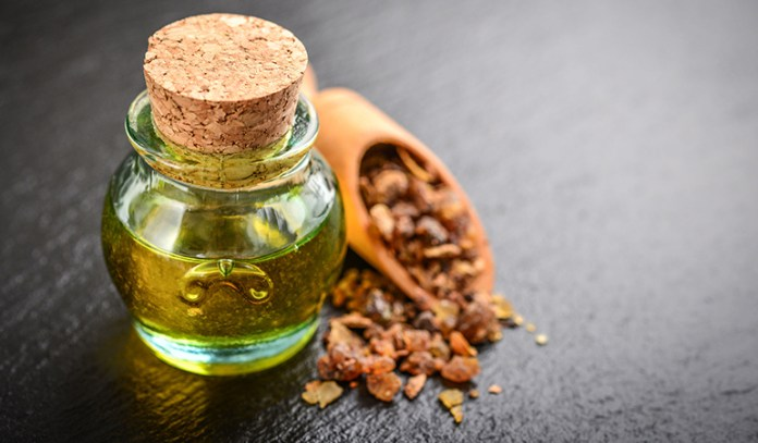 Myrrh Extract Is A Natural Antibiotic And May Fight Bacterial Infections